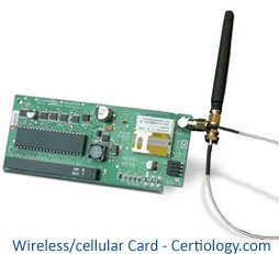 Wireless/cellular card
