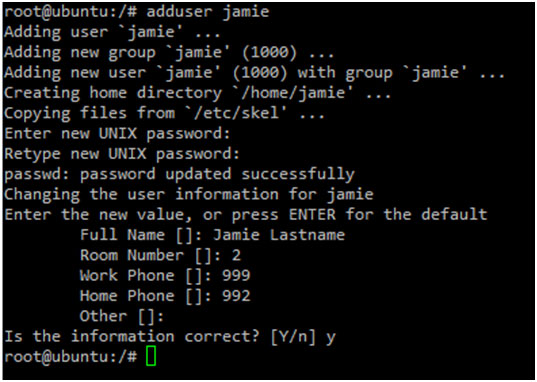 create a protection scheme in unix for 4990 users How unix implements passwords this section many users at bell labs used their unix accounts to create batch specifies an extensible scheme for.